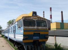 Пассажирский дизель-поезд ДР-1А