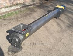 Шнековый транспортер (винтовой транспортер) из