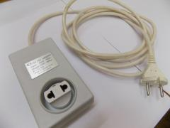 "The frequency converter ""AC_AC adapter"""
