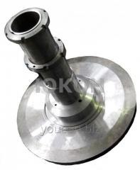 Планшайба гранулятора ОГМ-1, 5 (Запасные...