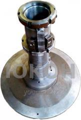 Планшайба ОГМ-1.5 (Запасные и расходные части ОГМ-1,5 от пр0изв0дителя грануляторов)