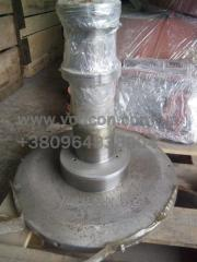 Планшайба гранулятора ОГМ 1,5 (литая)