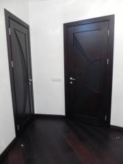 Двери из массива дерева ольха Украина