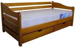 Кровати односпальные на заказ Киев