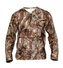 Футболка Norfin Hunting Alder Long Sleeve Passion