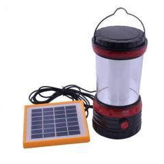 Кемпинговая лампа Yajia YJ-5835 DT (солнечная