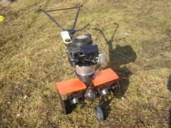 Motor-cultivator of MKM-840 RINO