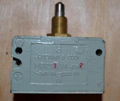 Микропереключатели  мп1203 у4 пм24-2