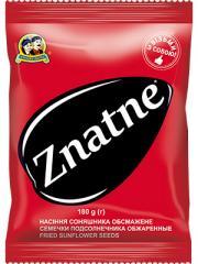 Семена подсолнечника обжаренные, «Znatne» ТМ