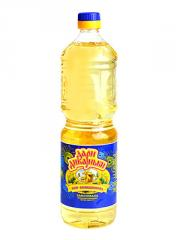 Sunflower oil refined deodorized frozen brand