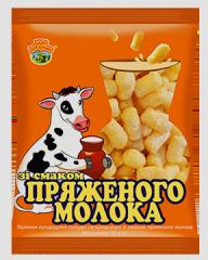 "Tyčinky kukuřice ochucené mléko TM «darů Dickanka"""