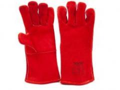 Перчатки 3003 сварщика (краги) WELDER с подкладом CE/SFL/R (63020)