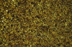 Стружка золота фольгована для декору