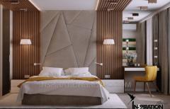 Декоративные панели сложных форм