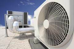 Системы вентиляции,кондиционирования и аспирации