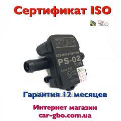 Датчик давления и разряжения для газовых систем