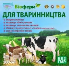 Пробиотик жидкий  для животноводства коровы,