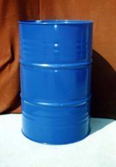Barrel metal, of 216,5 l (productions HENKELL,
