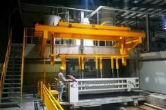 Оборудование по производству газобетона