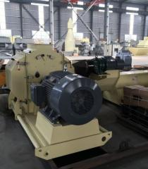 Hammer crusher for chips