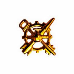 Эмблема службы тылового обеспечения (логистики)