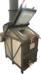 Установка для термического уничтожения отходов УТ