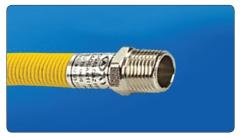 Гибкий шланг для газа GAS FLEX+PVC 1/2 НР+ВР