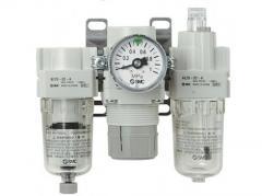 Модульные системы подготовки воздуха SMC -...