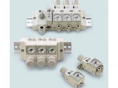 Регулятор давления SMC - ARM1