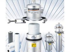 Промышленный фильтр для жидкостей SMC - FQ1