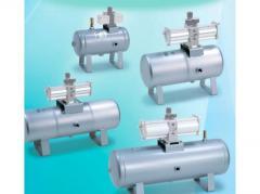 Ресивер для сжатого воздуха SMC - VBAT