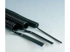 Трубка полиуретановая витая SMC - TCU