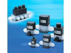 Клапан пневматический SMC - LVC 2/2