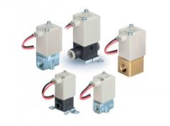 Электромагнитные клапаны SMC - VDW 2/2, 3/2