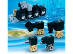 Электромагнитный клапан SMC - VX31/32/33 3/2