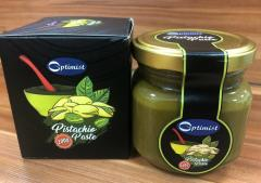 Pistachio paste, 200 g. Delivery from Iran