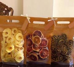 Сушеные фрукты. Экспорт из Ирана