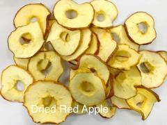 Яблочные чипсы, сушеные яблоки кольца. Доставка из