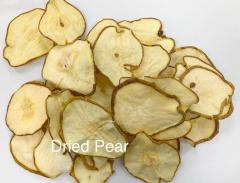 Dried pear slices. Export from Iran