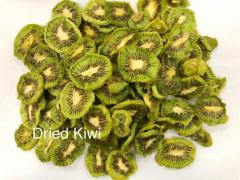 Kiwi chips, dried kiwi slices. Delivery from Iran