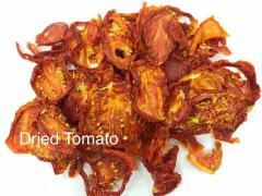 Dried tomatoes. Export from Iran