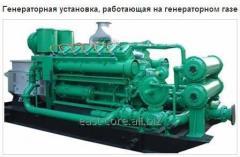 Оборудование для  производства электроэнергии из