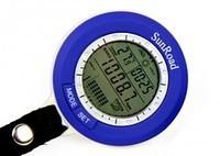 8 в 1 Термометр, компас, барометр, высотомер
