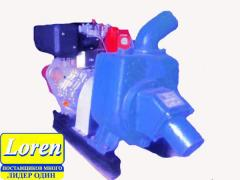 The pump for the polluted ANS-130 liquids