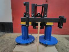 Коса роторна КР-1,2 для мототрактора