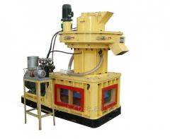 Гранулятор для производства топливных пеллет