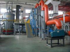 Генератор промышленный биогазовый