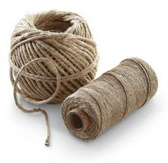 The Lnopenkovy twine is made from vegetable