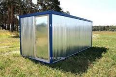 Бытовки блок контейнеры модульные здания
