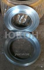 Крышка ролика для гранулятора MZLH-420